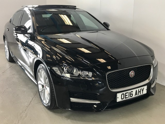 Used Jaguar XF R-sport Saloon