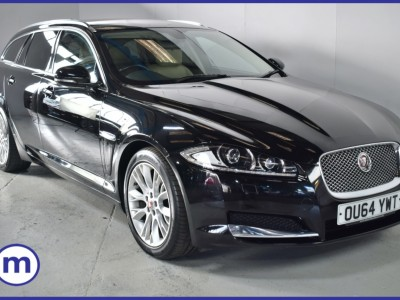 Jaguar XF D Luxury Sportbrake