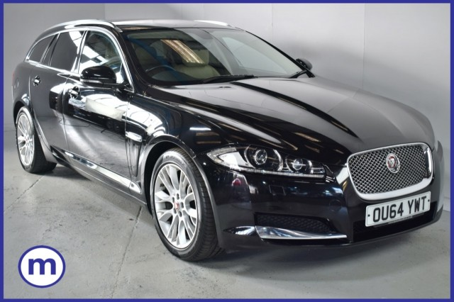 Used Jaguar XF D Luxury Sportbrake Estate