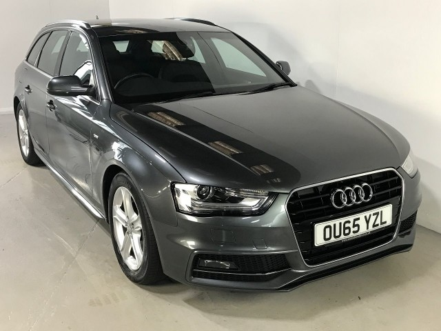 Used Audi A4 Avant TDi Ultra S Line Nav Estate