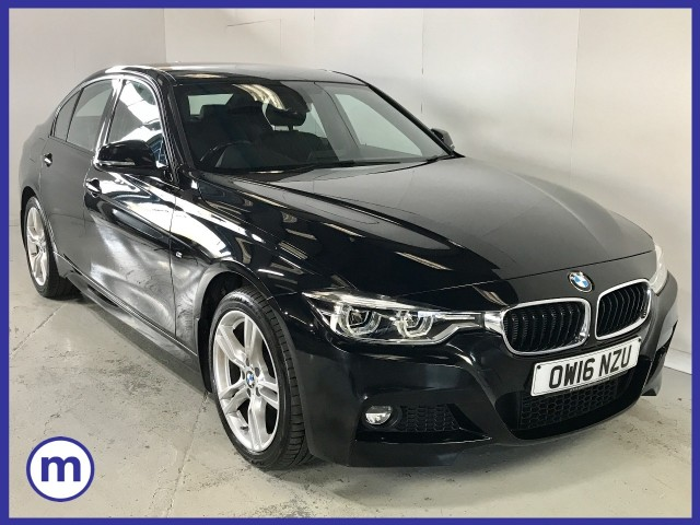 Used BMW 3 Series 320d Xdrive M Sport Saloon