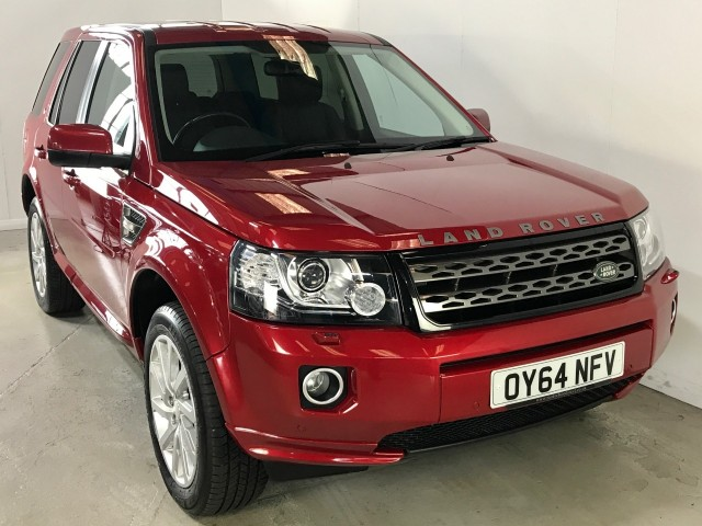 Used Land Rover Freelander TD4 SE Tech Suv