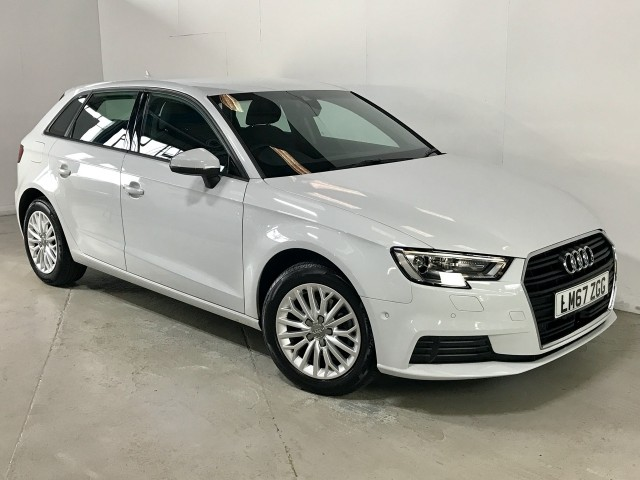 Used Audi A3 TDi SE Technik Hatchback