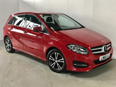 Mercedes Benz B-class B 180 D Se Executive