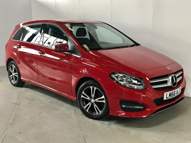Used Mercedes Benz B-class B 180 D SE Executive MPV
