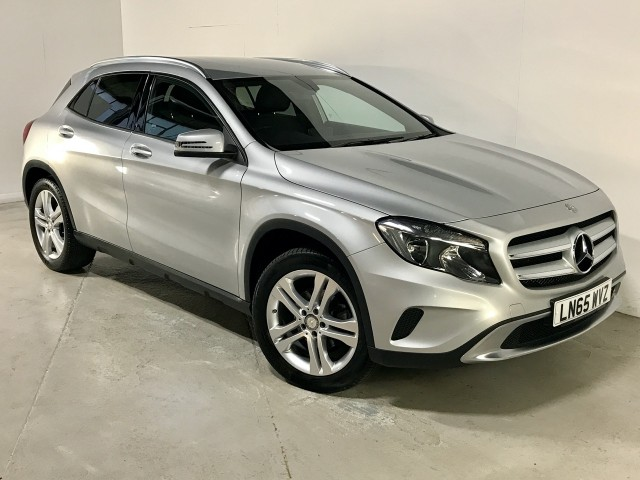 Used Mercedes Benz Gla-class Gla200 CDi Sport Estate