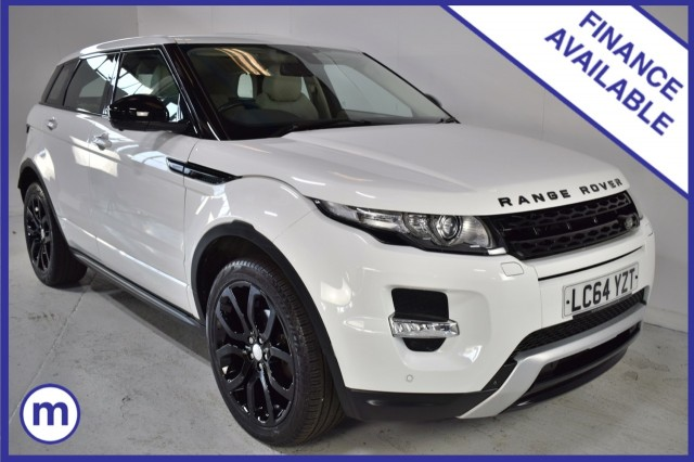 Used Land Rover Range Rover Evoque Sd4 Dynamic Lux Suv