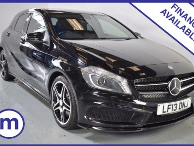 Mercedes Benz A-class A250 Blueefficiency Amg Sport