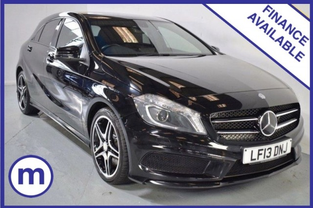 Used Mercedes Benz A-class A250 BlueeffiCiency Amg Sport Hatchback