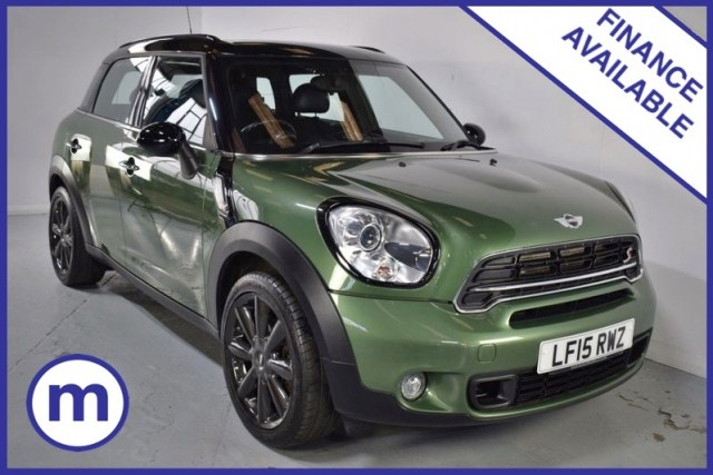 Used Mini Countryman Cooper Sd Hatchback