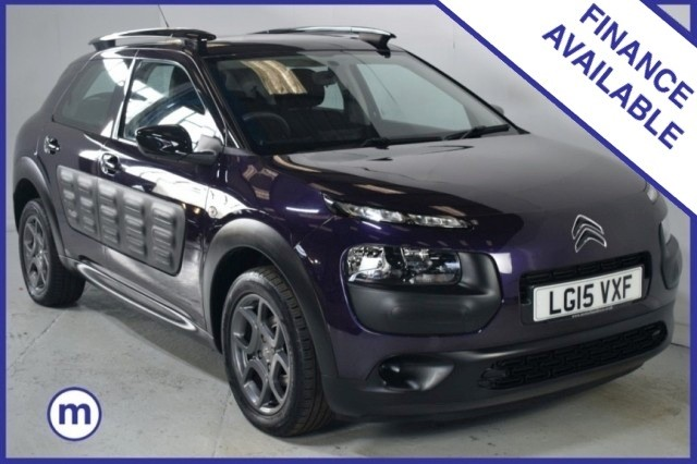 Used Citroen C4 Cactus Bluehdi Feel Suv