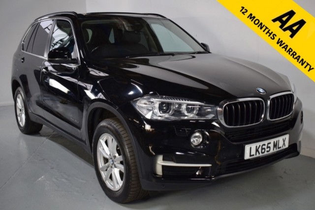 Used BMW X5 Xdrive30d Se Suv
