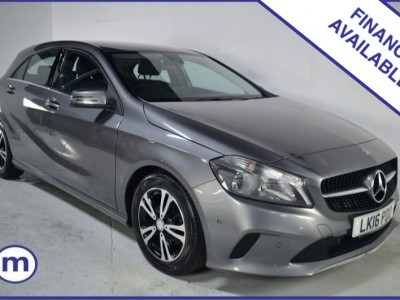 Mercedes Benz A-class A 180 D Se Executive