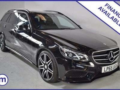 Mercedes Benz E-class E350 Bluetec Amg Night Ed Premium Plus