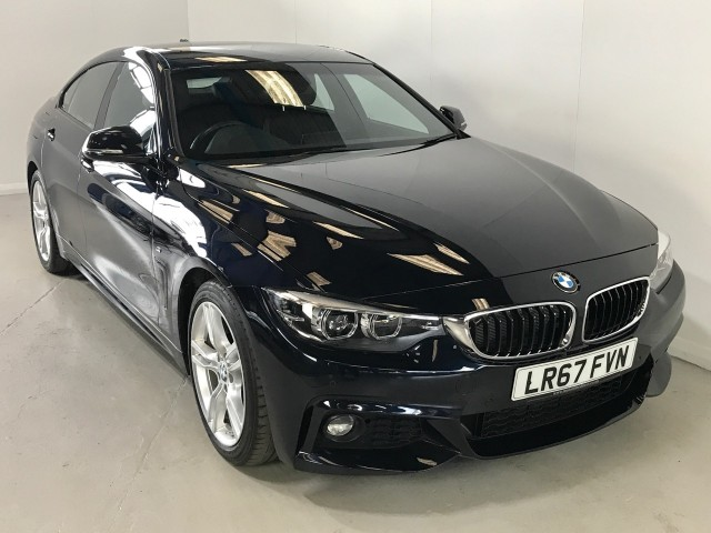 Used BMW 4 Series 420i M Sport Gran Coupe Coupe