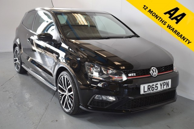 Used Volkswagen Polo GTi Hatchback