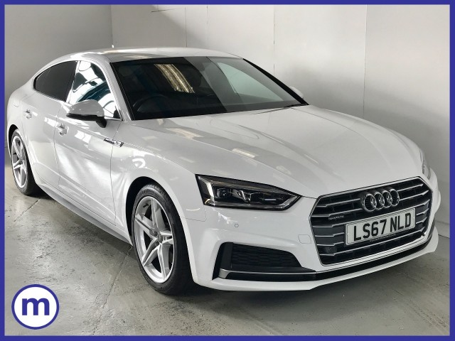 Used Audi A5 Sportback Tfsi Quattro S Line Hatchback
