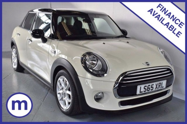 Used Mini Hatch Cooper D Hatchback