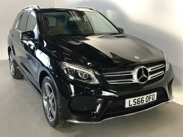 Used Mercedes Benz Gle-class Gle 250 D 4matic Amg Line Estate