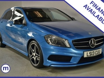 Mercedes Benz A-class A200 Cdi Blueefficiency Amg Sport