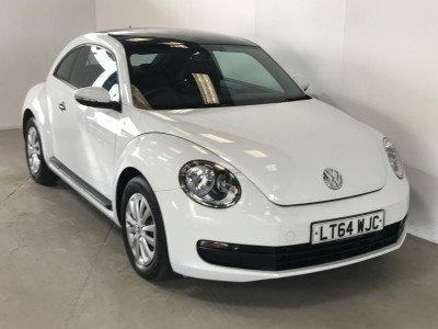 Volkswagen Beetle Tdi Bluemotion Technology
