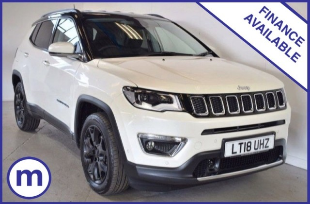 Used Jeep Compass MultiJet Ii Limited Estate