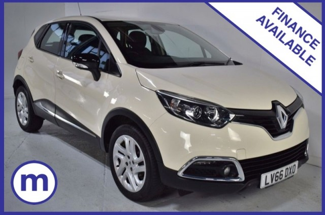 Used Renault Captur Dynamique Nav Tce Suv