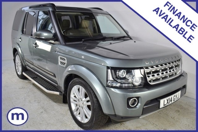 Used Land Rover Discovery Sdv6 Hse Suv