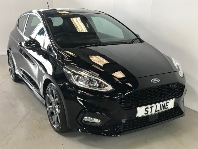 Used Ford Fiesta St-line Hatchback