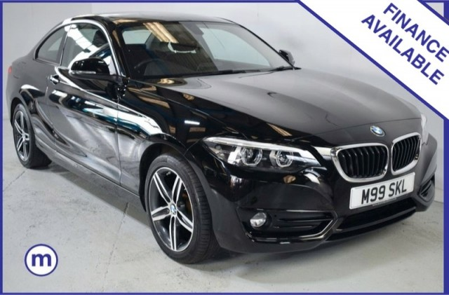 Used BMW 2 Series 218i Sport Coupe