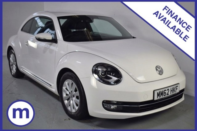 Used Volkswagen Beetle Design Tsi Hatchback