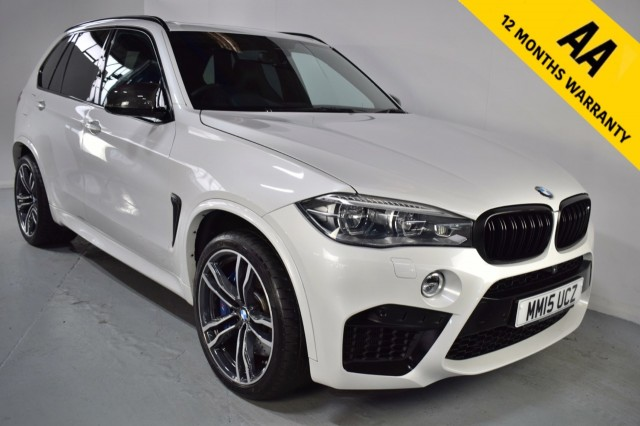 Used BMW X5 M Suv