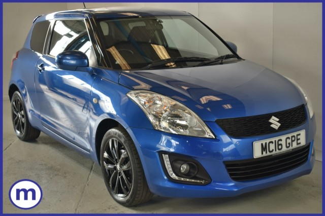 Used Suzuki Swift Sz-l Hatchback