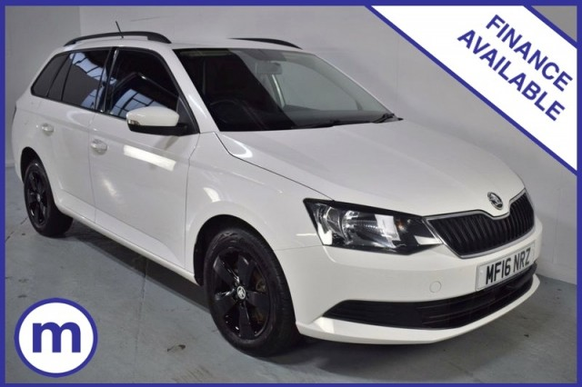 Used Skoda Fabia SE Tsi DSG Estate