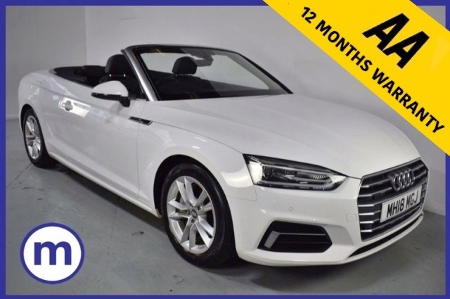 Used Audi A5 TDi Sport Convertible