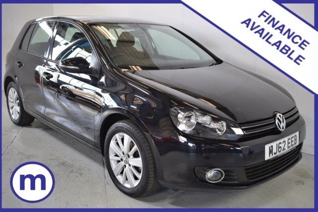 Used Volkswagen Golf Match Tsi Hatchback