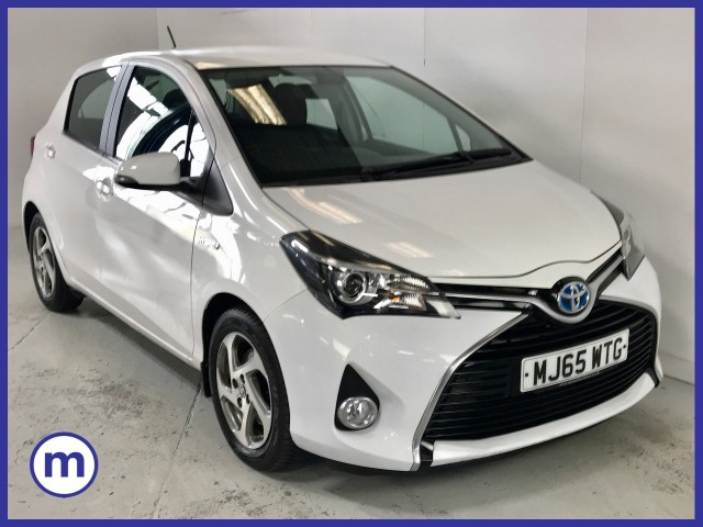 Used Toyota Yaris Hybrid Icon Hatchback