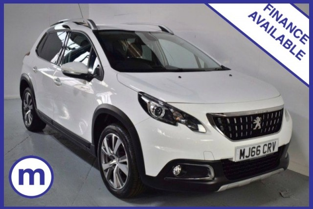 Used Peugeot 2008 Blue HDi Allure Suv