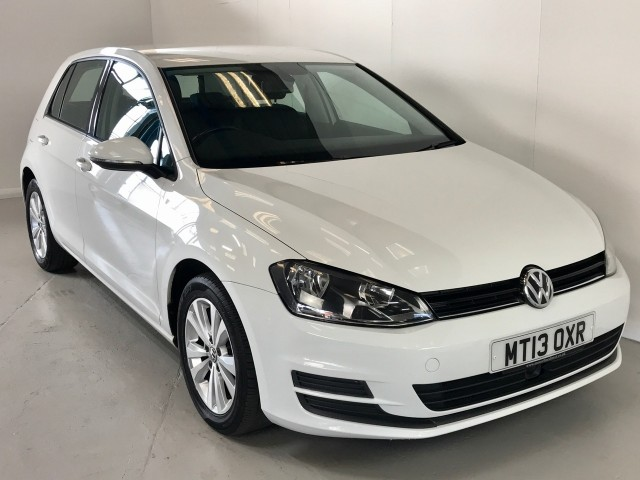 Used Volkswagen Golf SE TDi Bluemotion Technology Hatchback