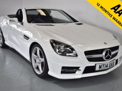 Mercedes Benz SLK SLK250 Cdi Blueefficiency Amg Sport