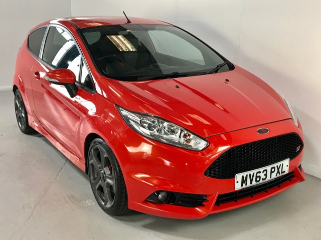 Used Ford Fiesta St-2 Hatchback