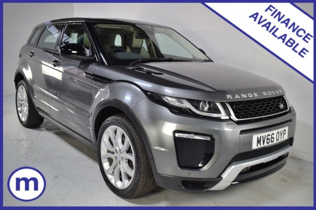 Used Land Rover Range Rover Evoque TD4 Hse Dynamic Suv