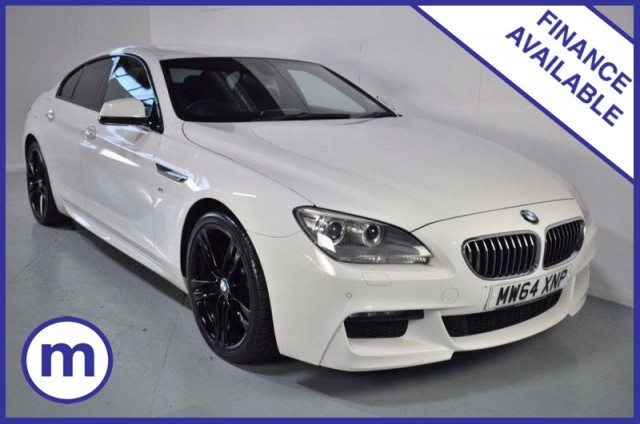 Used BMW 6 Series 640d M Sport Gran Coupe Coupe