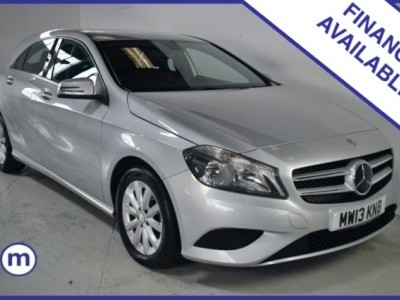 Mercedes Benz A-class A180 Cdi Blueefficiency Se