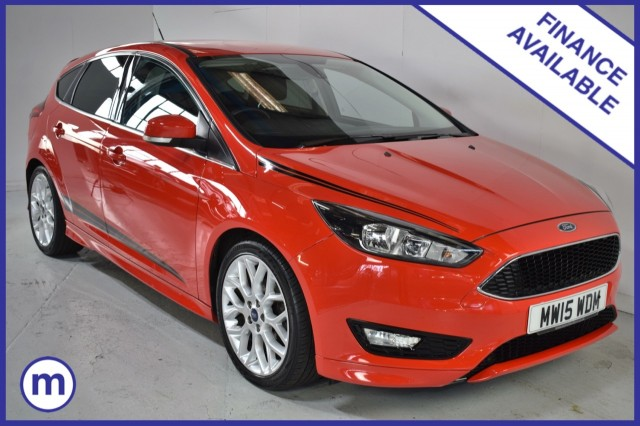Used Ford Focus Zetec S TDCi Hatchback