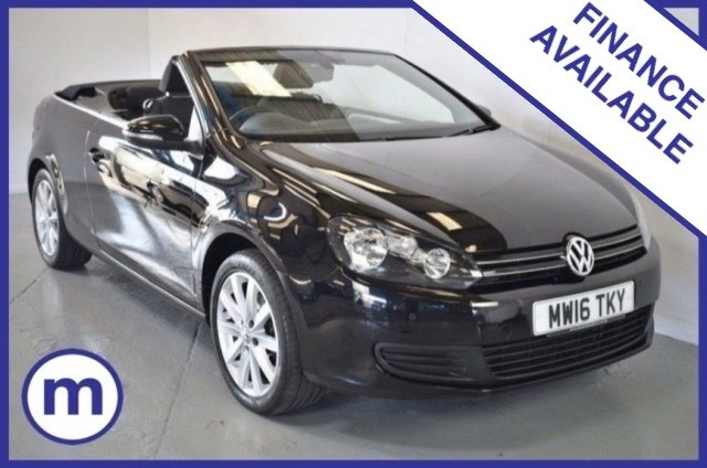 Used Volkswagen Golf SE TDi Bluemotion Technology Convertible