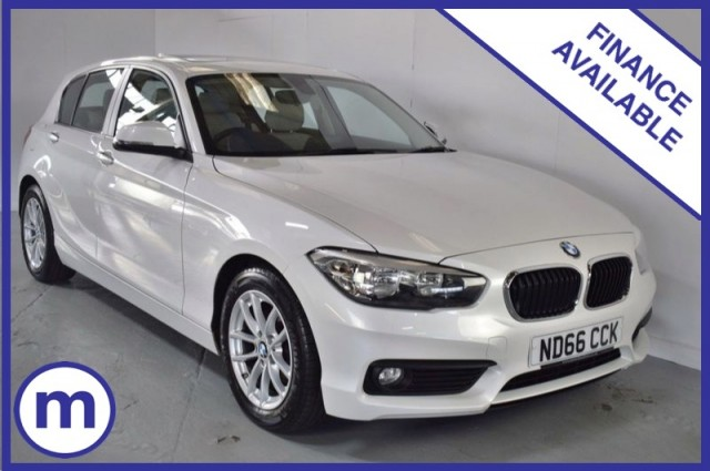 Used BMW 1 Series 116d Ed Plus Hatchback