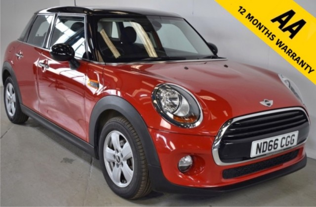 Used Mini Hatch Cooper Hatchback
