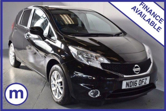 Used Nissan Note Acenta MPV