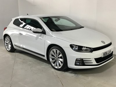 Volkswagen Scirocco Gt Tsi Bluemotion Technology Dsg